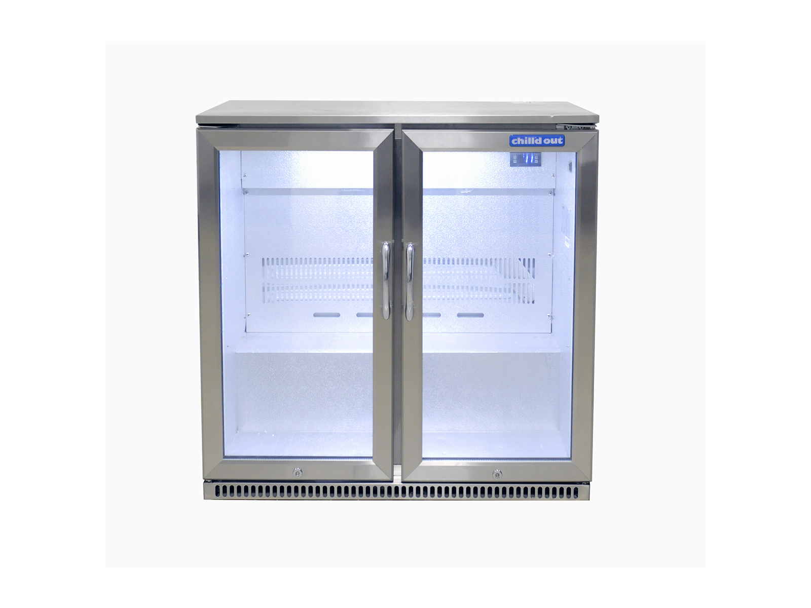 Double-door-fridge